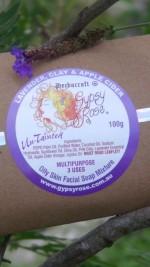 Gypsy Rose Lavender Clay Apple Cider Facial Soap