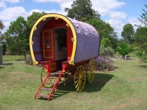 The Gypsy Wagon