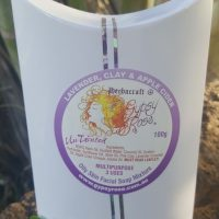 Gypsy Rose Lavender Clay & Apple Cider Facial Soap